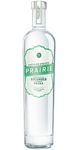 Prairie Cucumber Flavored Organic Vodka