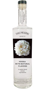 Three Meadows Peony Vodka