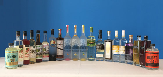 The Fifty Best Domestic Vodka Tasting 2019