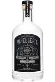 Wheeler's Gin