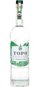 TOPO Piedmont Organic Gin