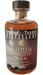 Sleepless In S. Pulteney Barrel Rested Gin