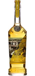 Two James Barrel Reserve Old Cockney Gin