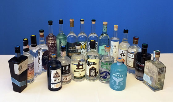 The Fifty Best Gin Tasting 2019 Day 2