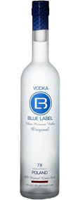 Blue Label Vodka