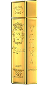 3 Kilos Vodka Gold