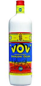 VOV Italian Zabajone Cream Liqueur
