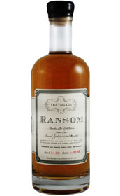 Ransom Old Tom Barrel Aged Gin