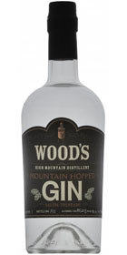 Wood's Mountain Hopped Gin