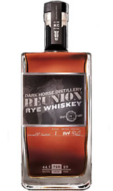 Dark Horse Reunion Barrel Strength Rye
