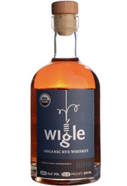 Wigle Deep Cut Cask Strength Organic Rye