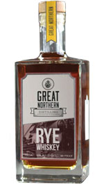 Great Northern Rye Whiskey