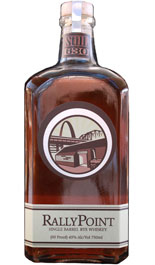 RallyPoint Single Barrel Rye Whiskey