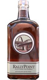 RallyPoint Single Barrel Rye Whiskey