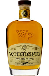 WhistlePig 10 Year Straight Rye Whiskey