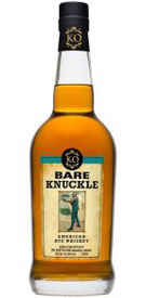 Bare Knuckle American Rye Whiskey
