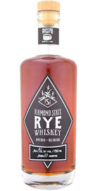 Diamond State Straight Rye Whiskey