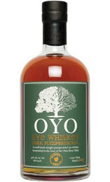 OYO Dark Pumpernickel Rye Whiskey