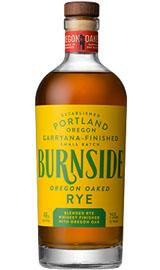 Burnside Oregon Oaked Rye