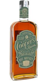 Cooper's Ransom Rye Whiskey