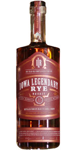 Iowa Legendary Rye Double Barreled Private Reserve