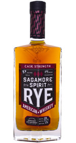 Sagamore Spirit Cask Strength Straight Rye