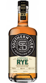 Southern Tier Distilling Straight Rye Whiskey