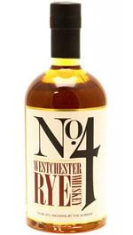 No. 4 Westchester Rye Whiskey