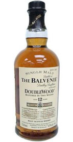 The Balvenie DoubleWood 12 Single Malt Scotch