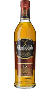 Glenfiddich 15 Single Malt Scotch