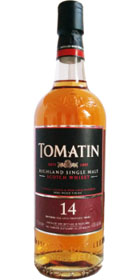 Tomatin 14 Single Malt Scotch