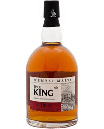 Wemyss Malts - Spice King 12 yr Single Malt Scotch