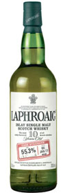 Laphroaig 10 Cask Strength