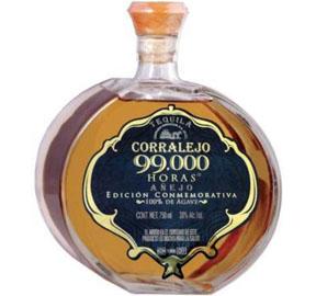 Corralejo 99,000 Horas Edicion Conmemorativa Añejo Tequila