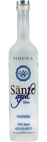 Santo Azul Silver Tequila