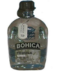 Bohica Blanco Tequila