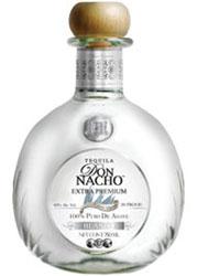Don Nacho Extra Premium Silver Tequila