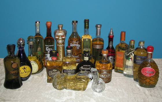 The Fifty Best Reposado Tequila Tasting