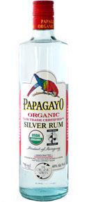 Papagayo Organic Silver