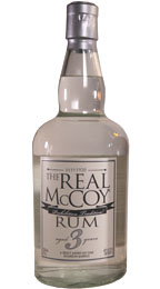 The Real McCoy white rum