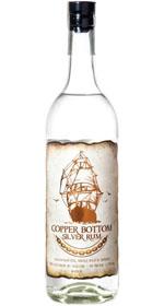 Copper Bottom Silver Rum