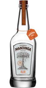 Pedro Mandinga Silver Rum