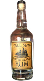 Tall Ship White Island Rum