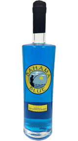 "Bahama Blue ""Everything's Cool"" Rum"