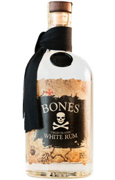 Bones Virgin Islands White Rum