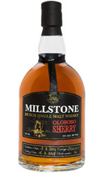 Millstone Oloroso Sherry Single Malt Whisky