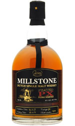 Millstone Peated PX Dutch Single Malt Whisky