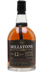 Millstone Single Malt Whisky Aged 12 yrs in Sherry casks