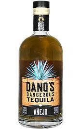 Dano's Dangerous Añejo Tequila