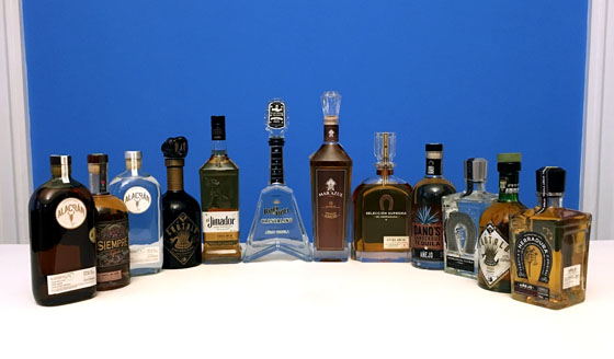 The Fifty Best Añejo Tequila Tasting 2019